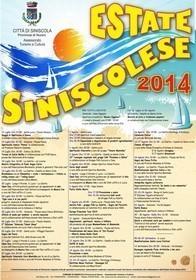 Programma  Estate Siniscolese 2014